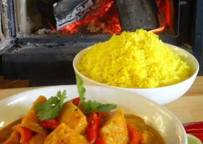 Fragrant & Spicy Pumpkin Curry